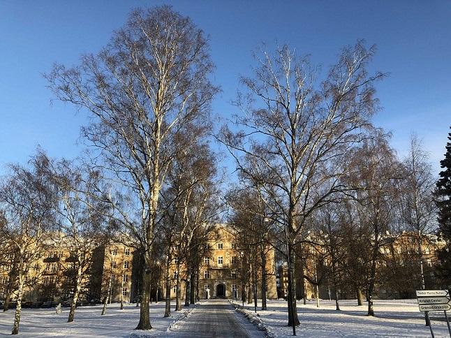 Mottagningsställe för Advokatfirman Notarius och Notarius publicus Örebro i Grenadjärstaden